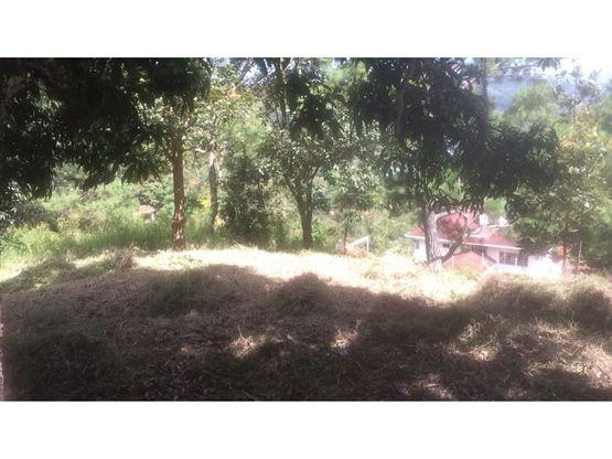 venta de terreno en santa lucia lps 1200000