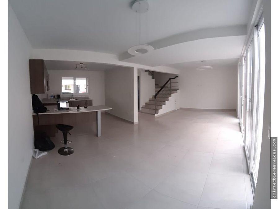 alquilo casa nueva resportal del bosque3 hab800
