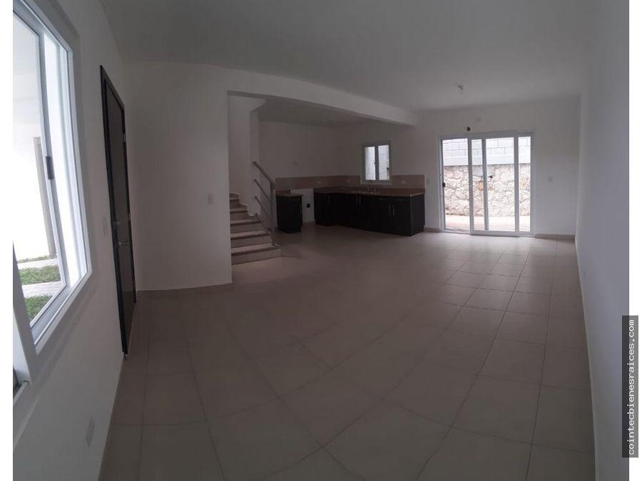 alquilo casa nueva resportal del bosque3 hab625