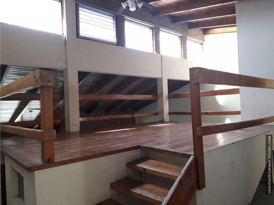 alquilo town house espaciosoen tepeyac500