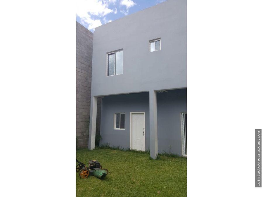 vendo moderna casa el saucecircuito l3500000