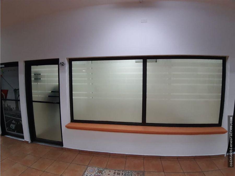 alquilo local en bulevar morazan18 m2 350