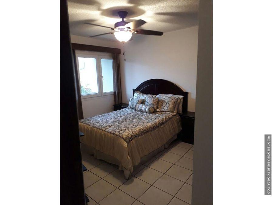 alquilo apartamento amueblado en tepeyac 500