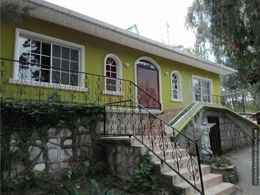 alquilo casa grande en valle de angeles 730