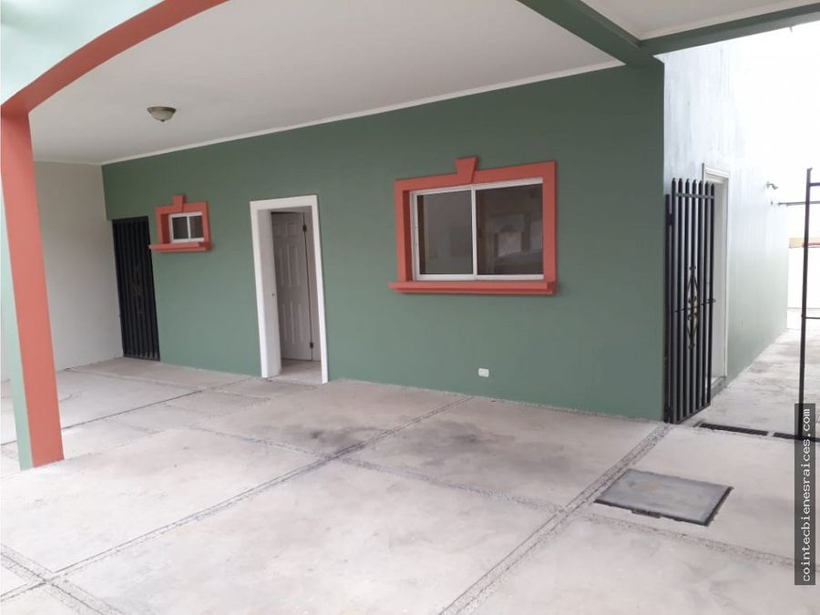 alquilo casa en roble oestecircuito3 habl17000