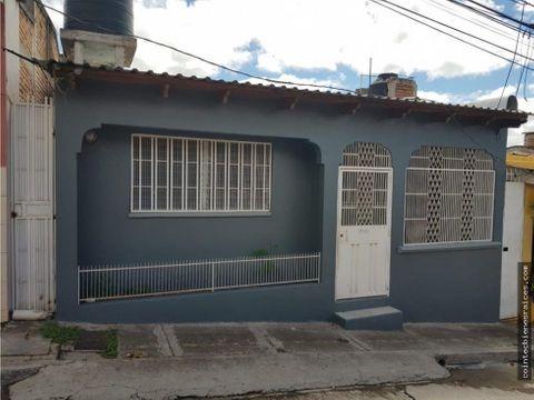 vendo casa villa centroamericana l1400000