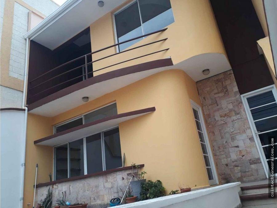alquilo casa modernareslas hadas3 habhabservicio 700