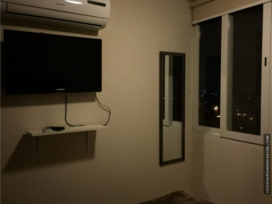 alquilo apartamento amueblado ecovivienda 800