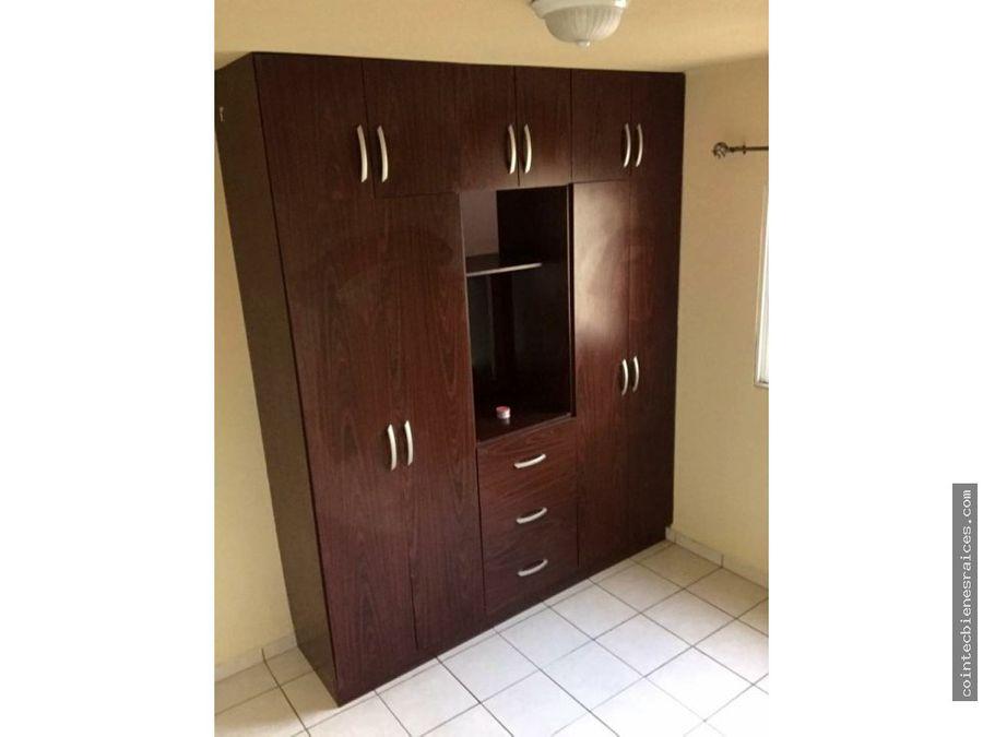 vendo bonita casa reslos hidalgos l2300000