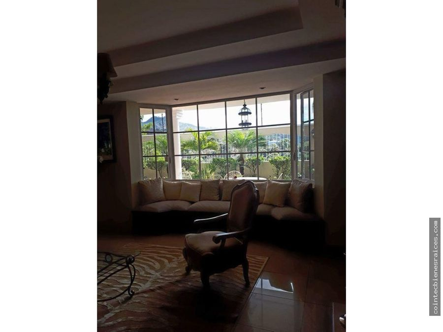 alquilo casa amueblada de lujosan ignacio2000