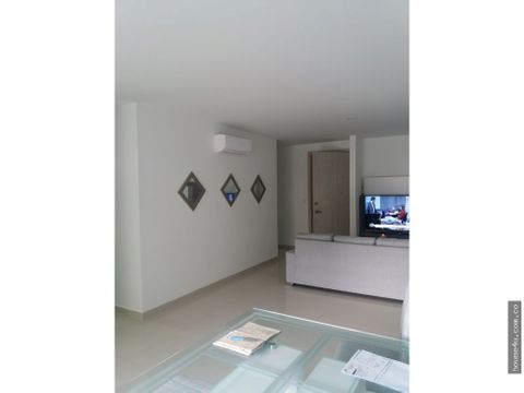 apartamento amoblado altamira barranquilla
