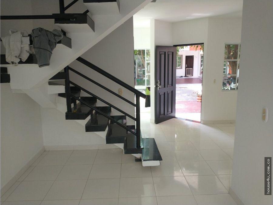 espectacular casa en condominio