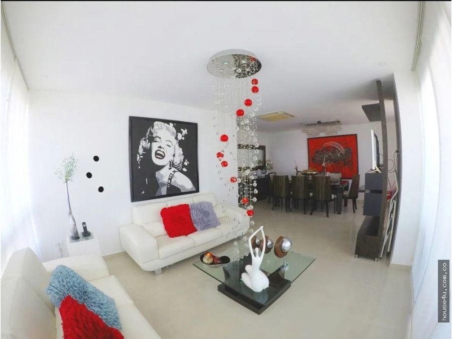 apartamento en venta castillo grande cartagena