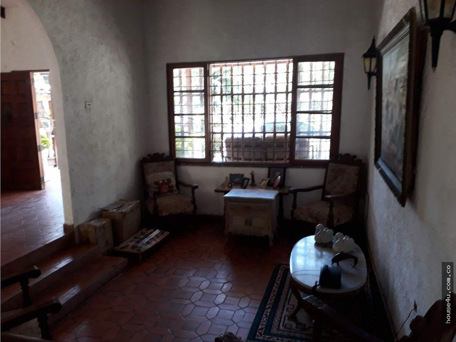 venta lote con casa villa campestre barranquilla