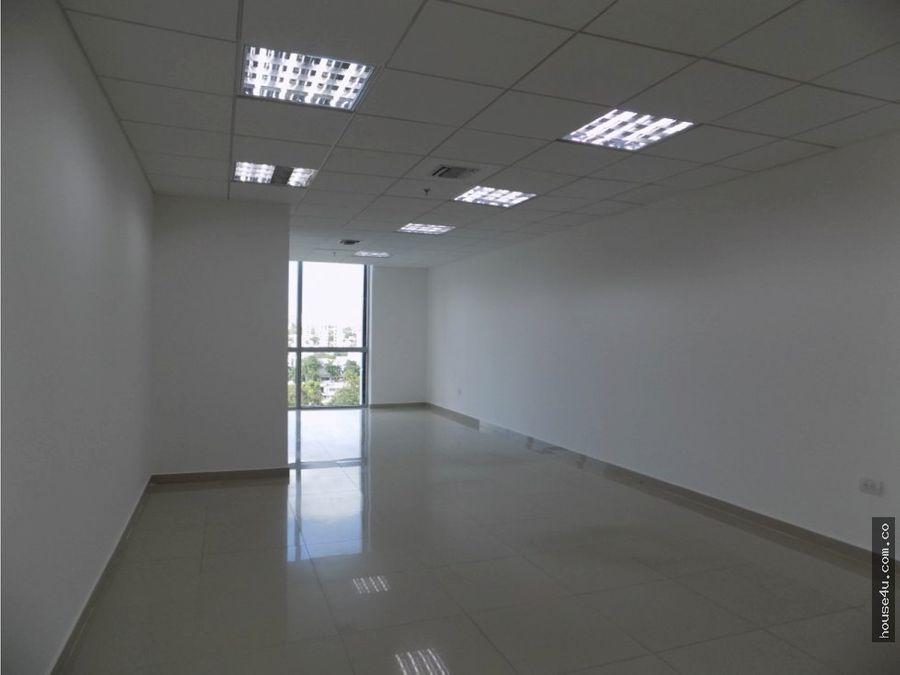 arriendo oficina smart office center barraquilla