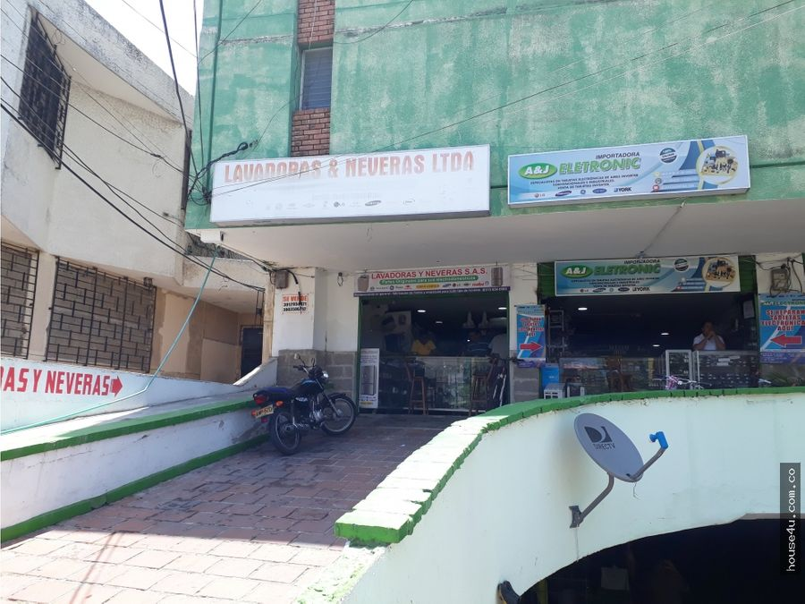 vendo local comercial centro barranquilla