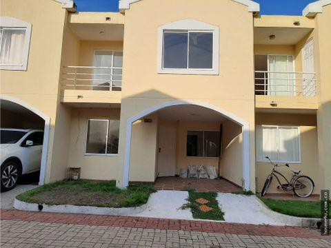 venta de casa en villa campestre