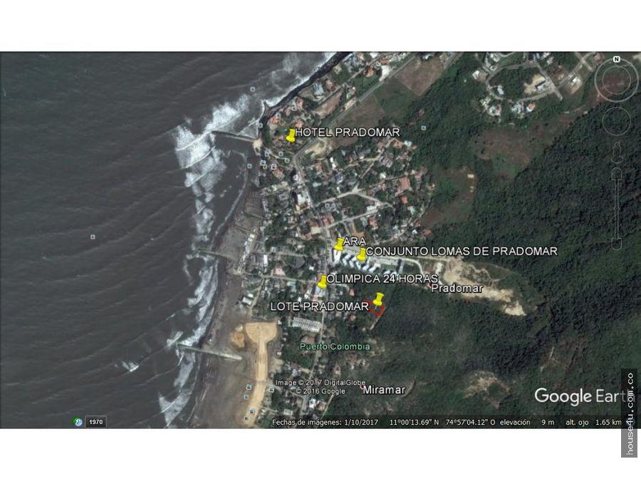 lote vendo pradomar puerto colombia atlantico