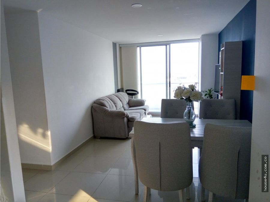 apartamento en venta ciudad jardin barranquilla