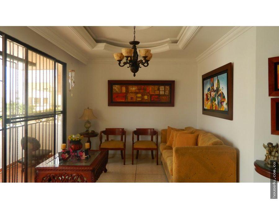 apartamento en venta villa santos barranquilla
