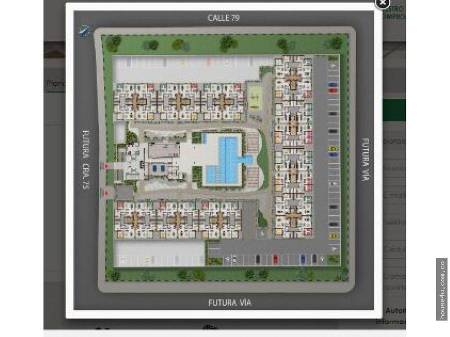 venta apartamento en paraiso barranquilla