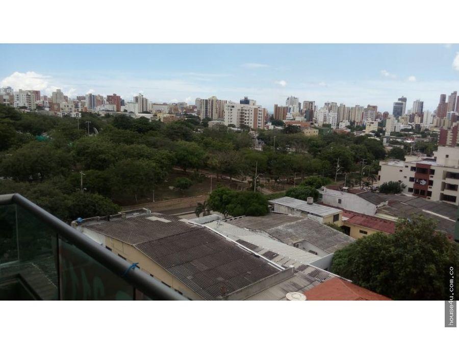 arriendo aparta estudio ciudad jardin barranquilla