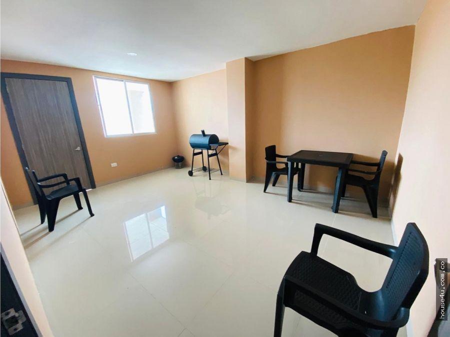 apartamento en venta barrio los alpes