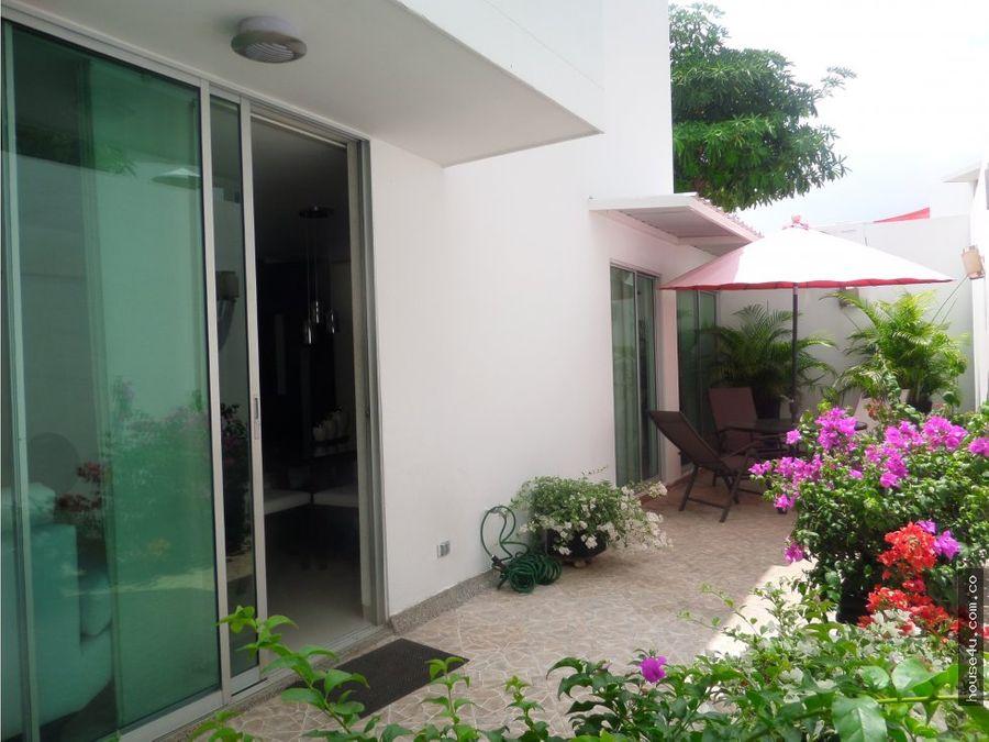 casa en venta villa campestre barranquilla