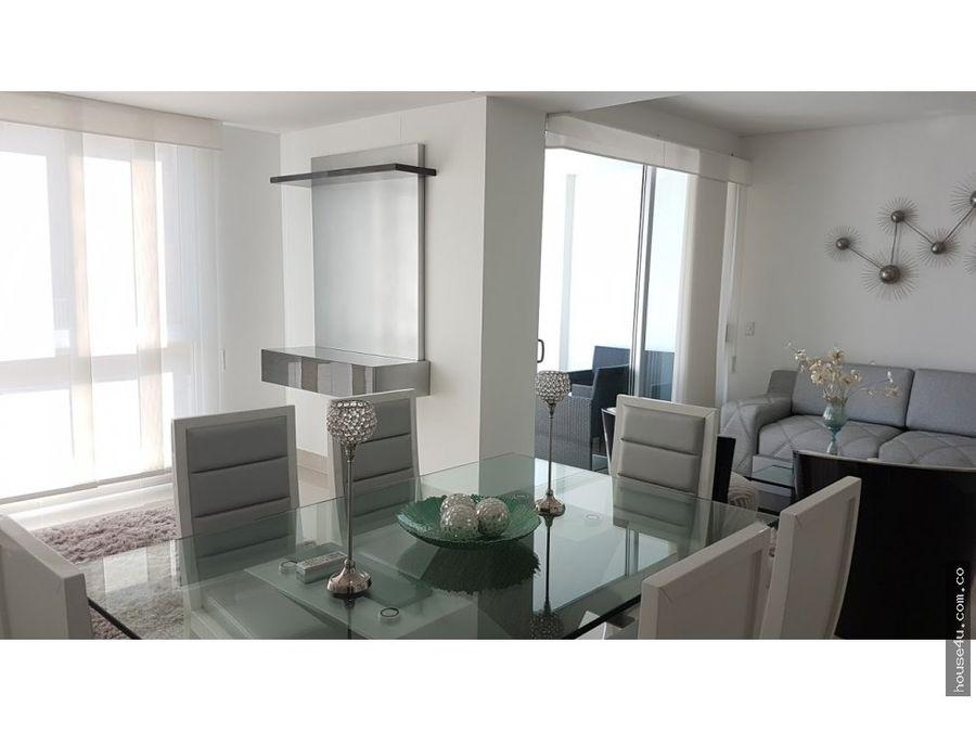 penthouse en venta en villa santos barranquilla