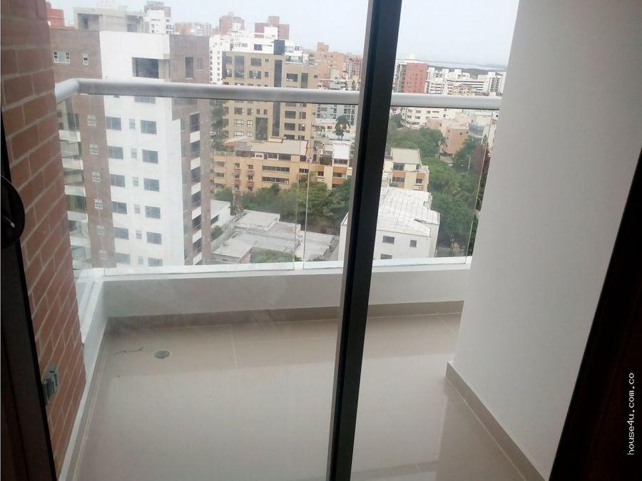 apartamento arriendo altos de riomar barranquilla