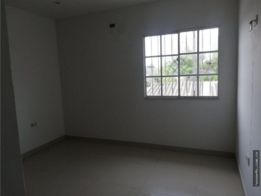 vendo bonita casa duplex la cumbre barranquilla
