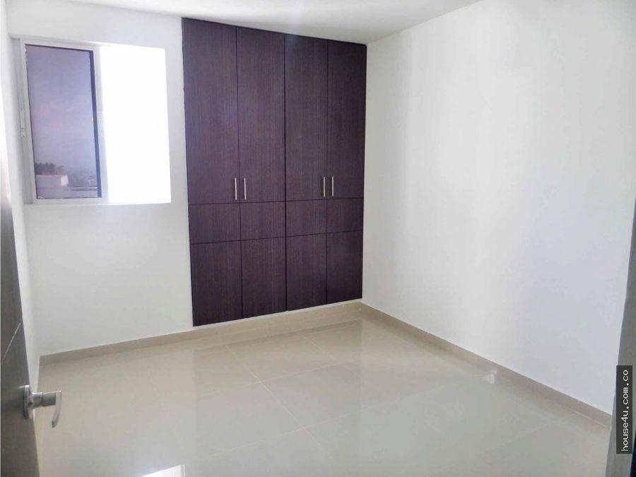 apartamento en venta la campina barranquilla