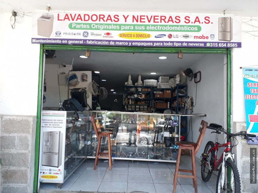 venta de local centro de barranquilla