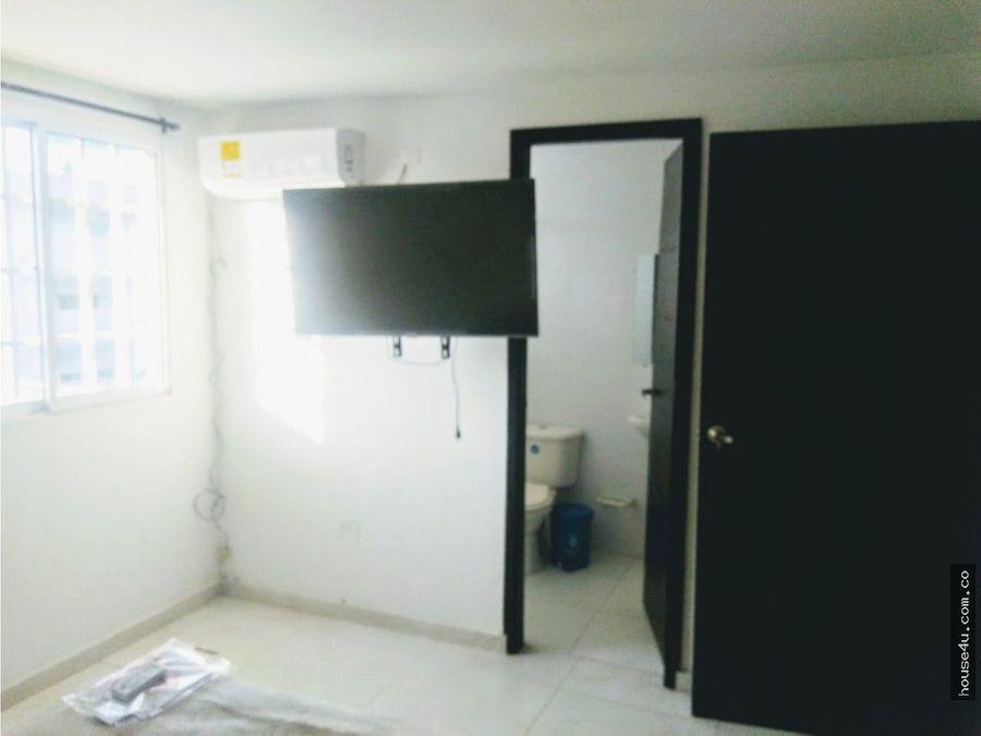 arriendo apartamento amoblado porvenir barranquill