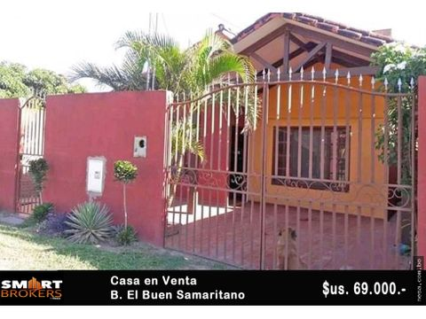 casa en venta en el b el buen samaritano