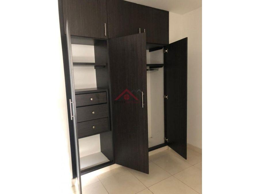 se vende apartamento en conjunto sector macarena