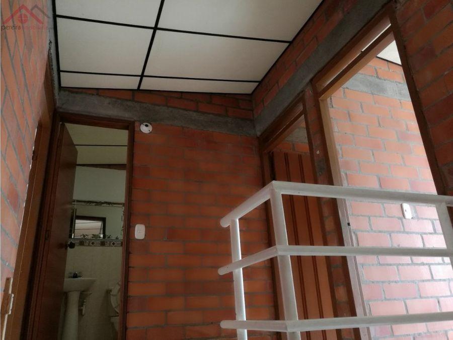 vendo casa duplex en dosquebradas el caney