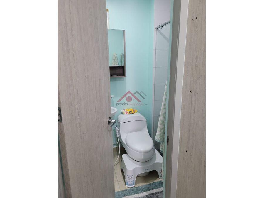 se vende excelente apartamento en conjunto cerrado sector macarena