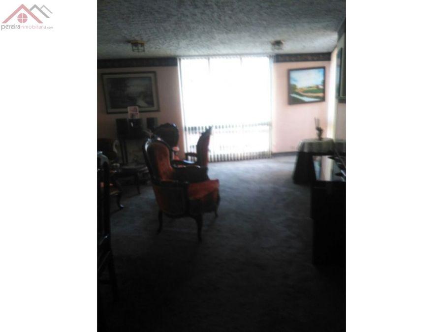 apartamento para vender en perla del otun centro