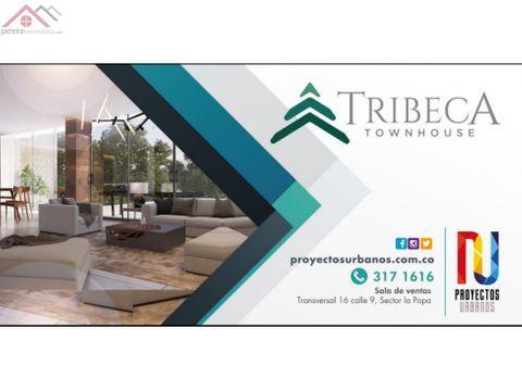 venta de casas campestres en proyecto tribeca