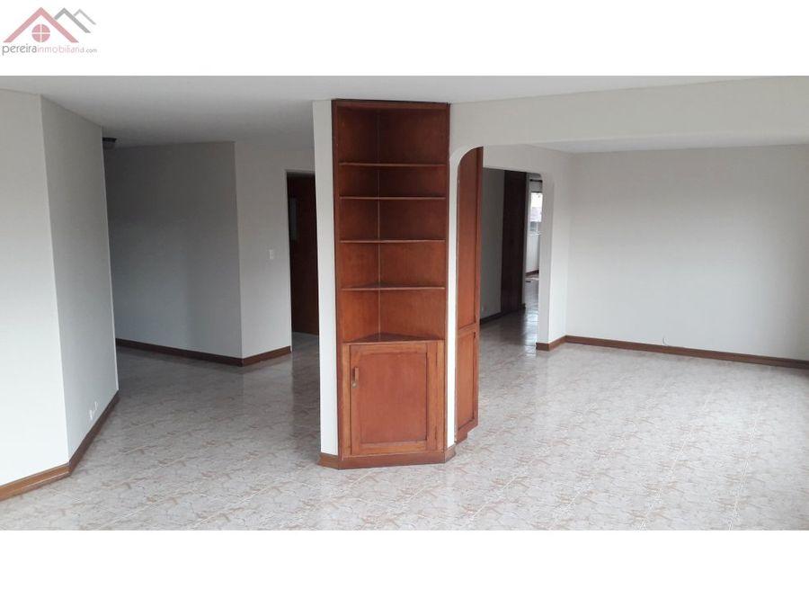 se vende apartamento en el centro de pereira