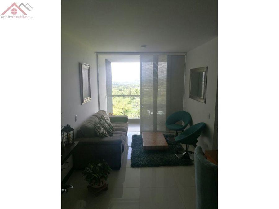 se vende apartamento en tangara