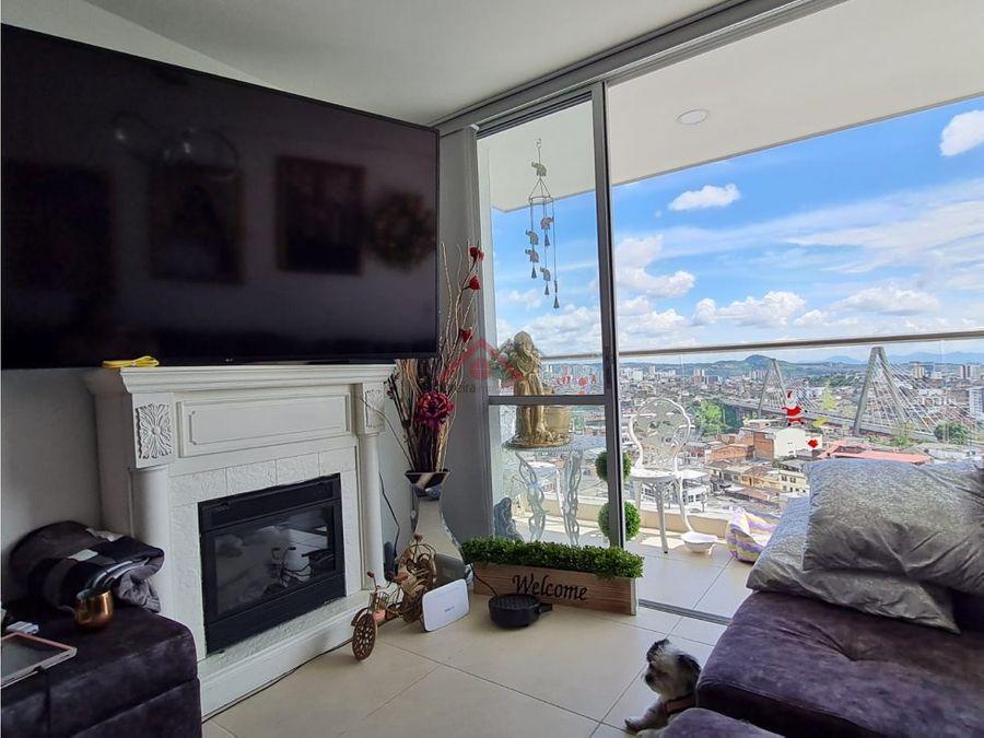 se vende espectacular apartamento en provenza