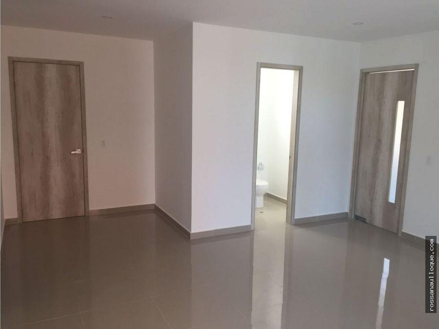 se vende apartamento nuevo zona riomar