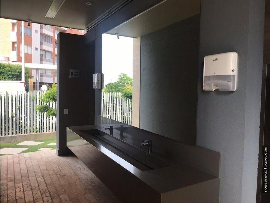vendo espectacular apartamento en zona norte de la ciudad