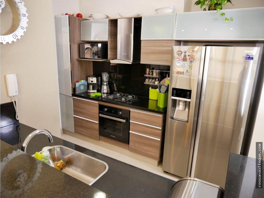 venta de hermoso apartamento penthouse duplex