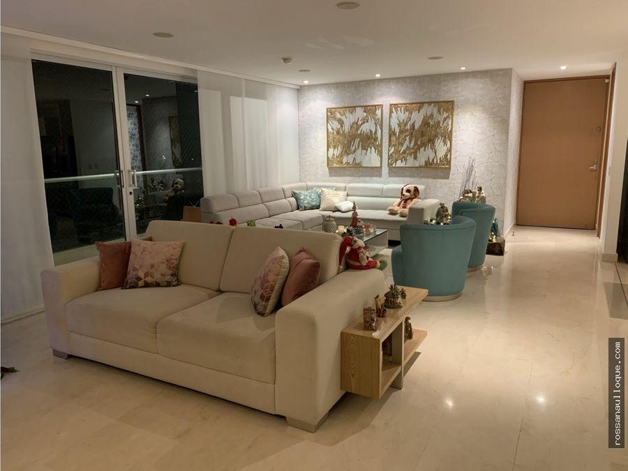 se vende apartamento en sector de buenavista