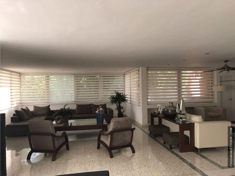 se vende apartamento zona el golf