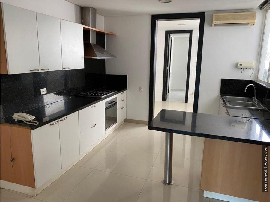 vendo apartamento espectacular en sector de alto prado