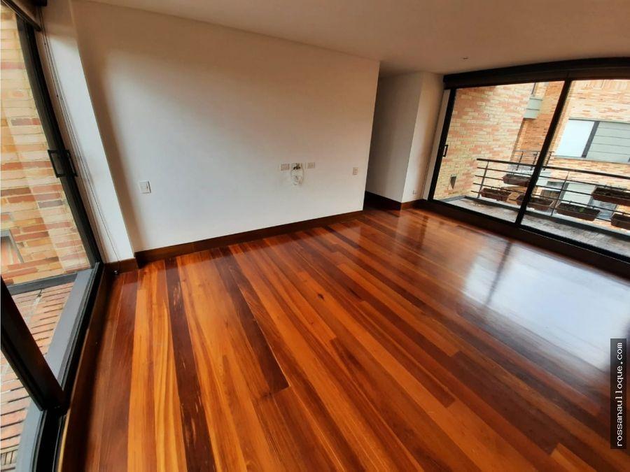 venta de hermoso penthouse en bogota
